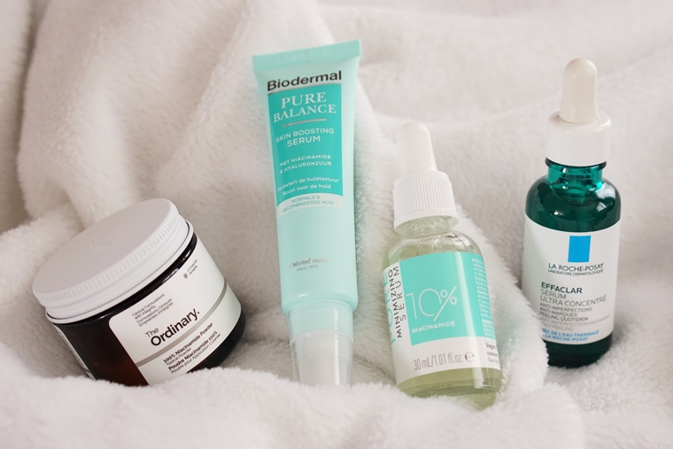 niacinamide huid voordelen werking 1 - Skincare   Niacinamide (een alleskunner op beautygebied?)