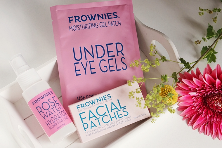frownies review ervaring patches 3 - Frownies testpanel #1 | Facial patches tegen rimpels?