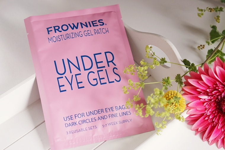 frownies review ervaring patches 4 - Frownies testpanel #1   Facial patches tegen rimpels?