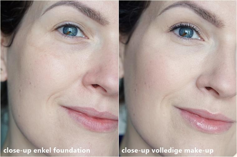 hema skin protecting illuminating foundation review 2 - Foundation Friday | HEMA Skin Protecting Illuminating foundation