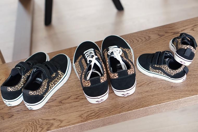 vans cheetah leopard 1 - Fashion for Mini & Me | Cheetah Vans (twinning is winning)