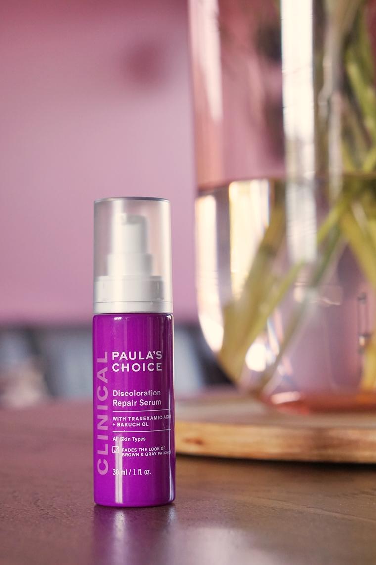 paulas choice discoloration repair serum pigmentvlekken - Beautytalk | The Body Shop, L'Occitane, Paula's Choice, Keune & HEMA