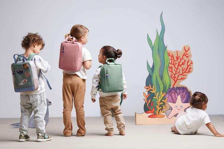 got bag kids 1 - Kids tip | GOT BAG rugzak van oceaanplastic
