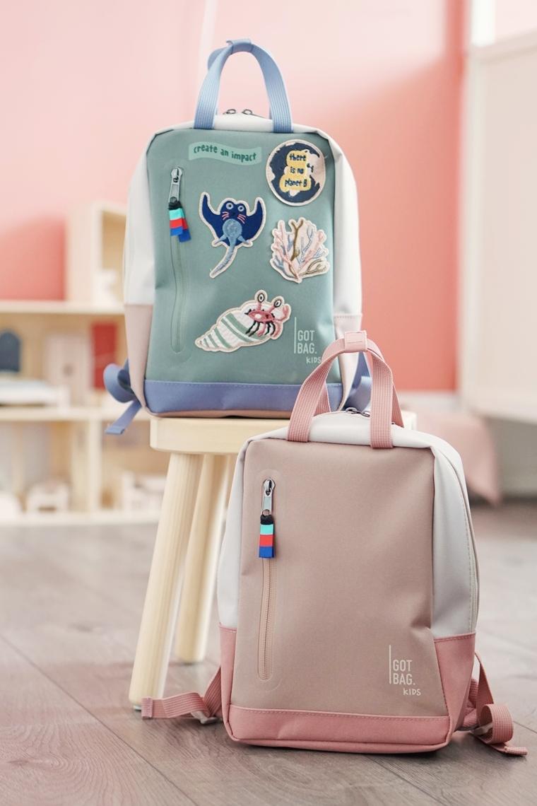 got bag kids 3 - Kids tip | GOT BAG rugzak van oceaanplastic
