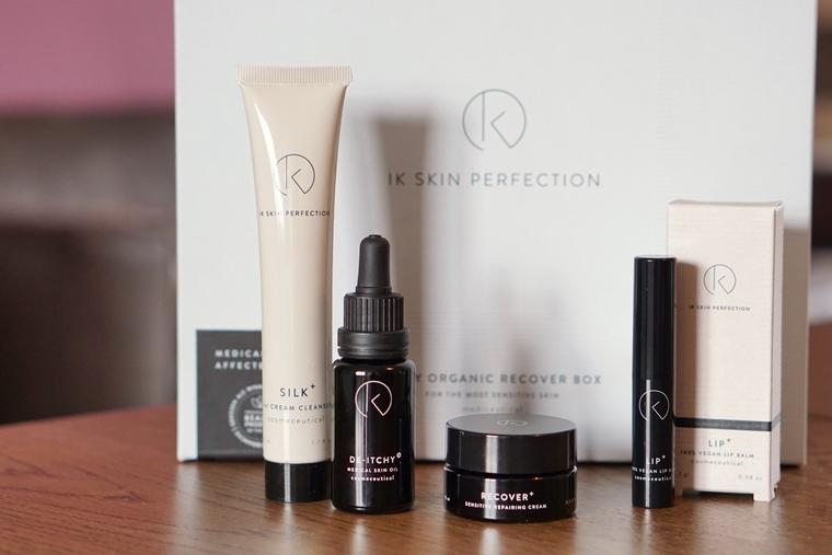 ik skin perfection medikal box 3 - Huidverzorging bij kanker | IK Skin Perfection (Silky Organic Recover Box)