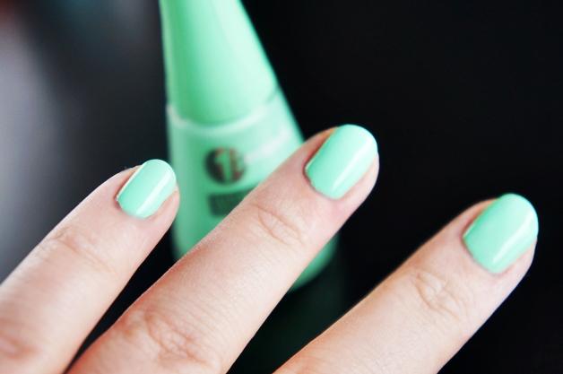 5 zomerse nagellakjes 4 - Zomerse nagellak van Essie, Bourjois, GOSH, Deborah Milano & Miss Sporty