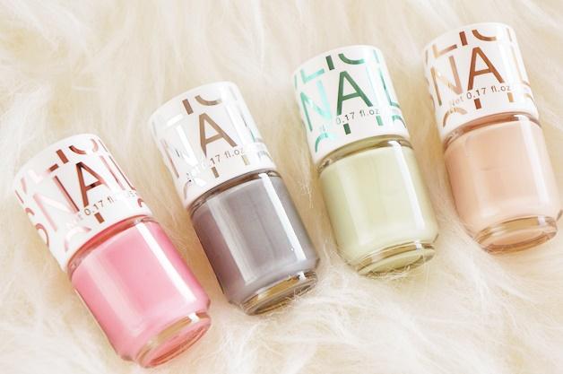 HM HM mini nagellak nail polish quick dry spray review swatches 3 - H&M mini nagellakjes & quick dry spray