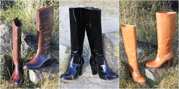 HOH Walkers laarzen wijde schacht 3 - Plussize tip!   Laarzen van Jilsen