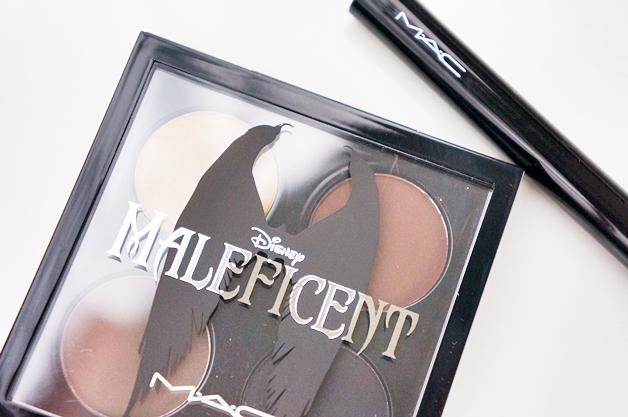 MAC maleficent eye quad palette penultimate rapidblack 1 - MAC Maleficent palette & Penultimate eye liner