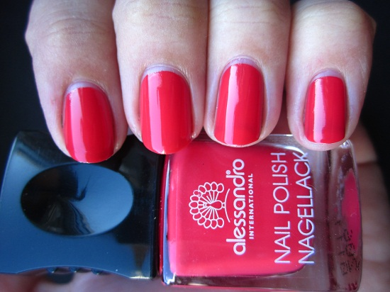 NOTD Alessandro rood 2 - NOTD's | Alessandro, Hema, Red Carpet Queen & Royal Effem
