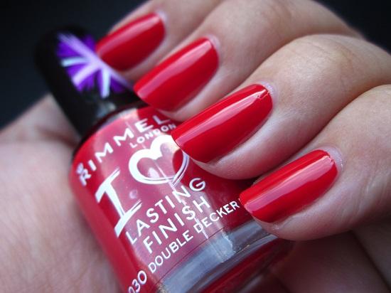 Rimmel | I Love Lasting Finish Nail Polishes