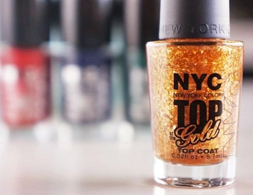 NYC future shock nagellak 3 - NYC | Future Shock nailpolish & The Gold topcoat