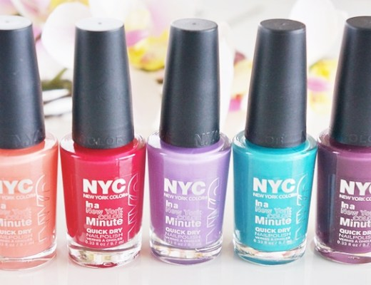 NYC herfst najaar 2014 nail polish 1 - NYC in a New York minute nail polish herfstcollectie