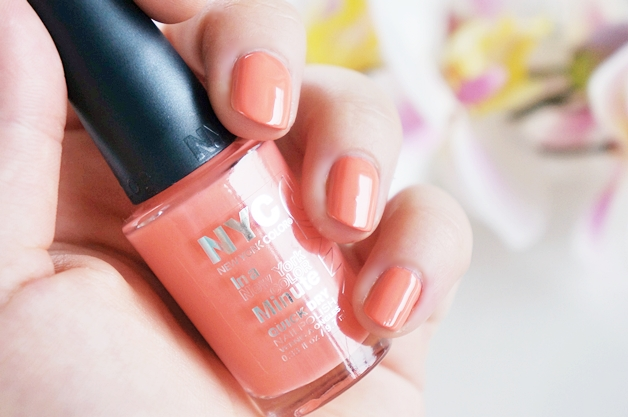 NYC herfst najaar 2014 nail polish 2 - NYC in a New York minute nail polish herfstcollectie