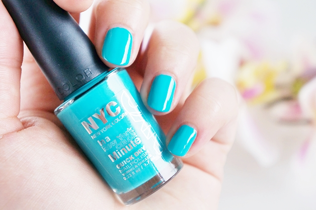 NYC herfst najaar 2014 nail polish 5 - NYC in a New York minute nail polish herfstcollectie