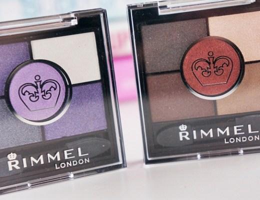 Rimmel HD eyeshadow victoria purple brixton brown 1 - Rimmel kerst 2013 | Glam'Eyes HD eyeshadow palettes