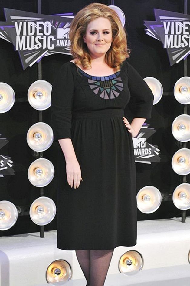 Plus Size | Adele voor Burberry?