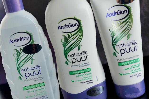 andrelon natuurlijk puur - 'Schonere' haarproducten gebruiken