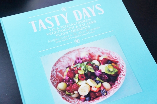 andyharristastydays1 - Kookboek | Tasty Days met Andy Harris