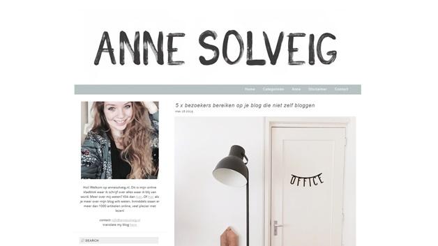 annesolveig blog - Blogs I love   Must reads over bloggen