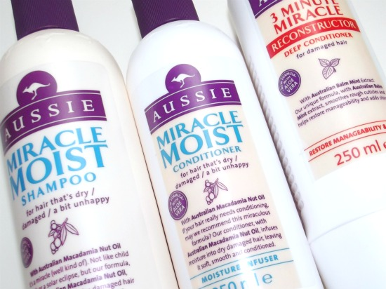 aussie11 - 3 from 1... Shampoo's & Conditioners!