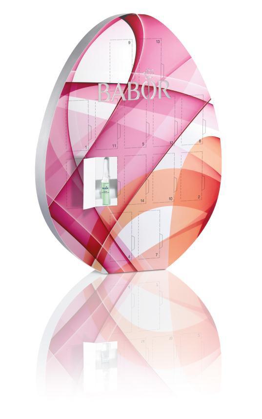 baboreasteregg2012 - Newsflash | Aveda, Calvin Klein, hannah, DKNY, OPI, Jil Sander, Babor, Swarovski & Lush