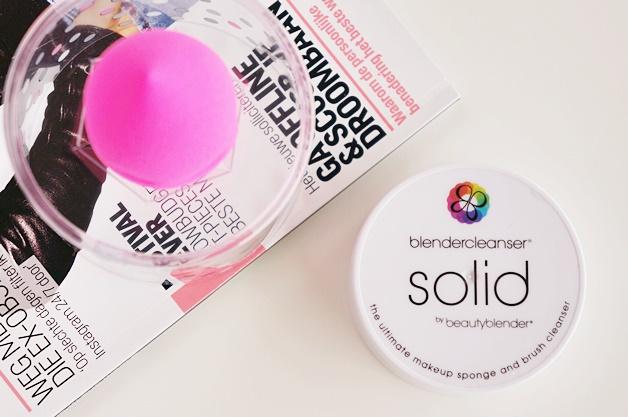 beautyblender blendercleanser solid cleanser 2 - Beautyblender & solid cleanser