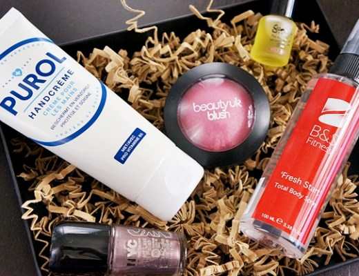 beautybox januari 2014 2 - Beautybox januari 2014 | Winter musthaves