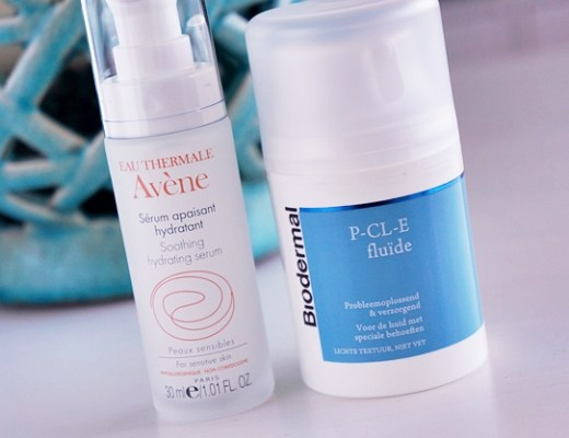 biodermal avene november 2013 2 - Skincare challenge #1 | Biodermal & Avène