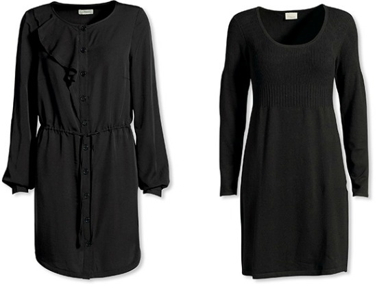 blackdresswinter2 - Plus Size | Black Dresses voor de winter/feestdagen