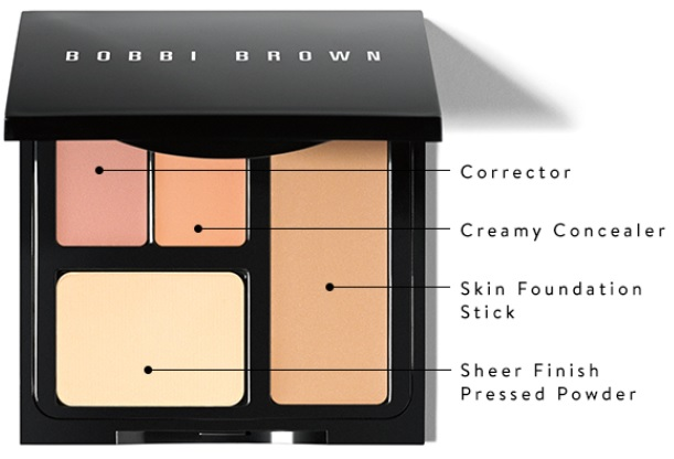 bobbi brown face touch up palette - How to | Bye bye, wallen!