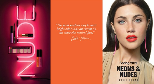 Bobbi Brown | Neon & Nudes