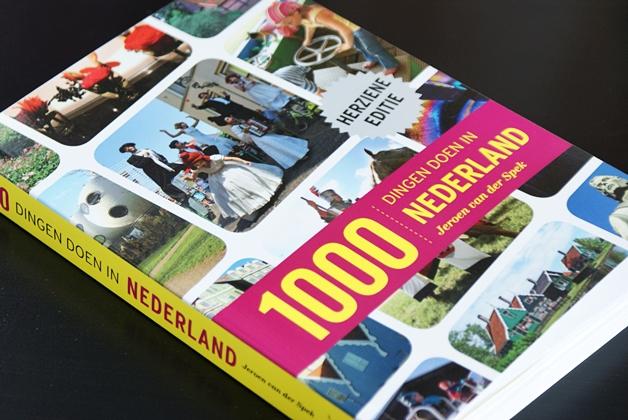 boekenholland2 - Reizen & boeken | Toerist in eigen land
