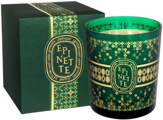 Diptique | Christmas candles winter 2011/2012