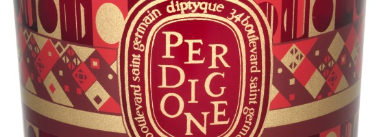 bougie perdigone 190g - Diptyque | Christmas candles winter 2011/2012