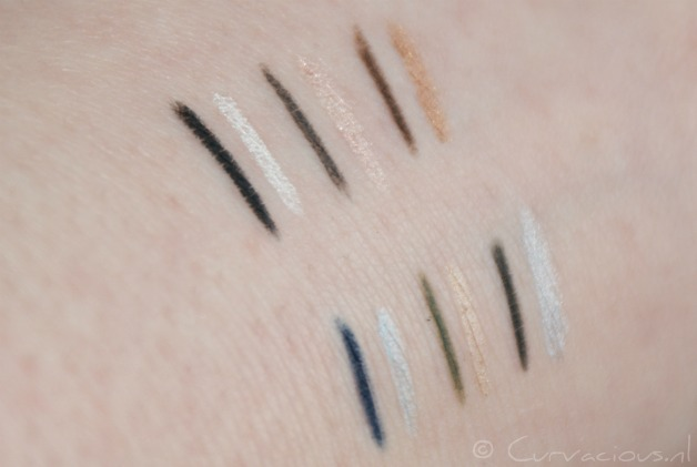 Bourjois | Trendcollectie Winter 2012 'Black & Light'