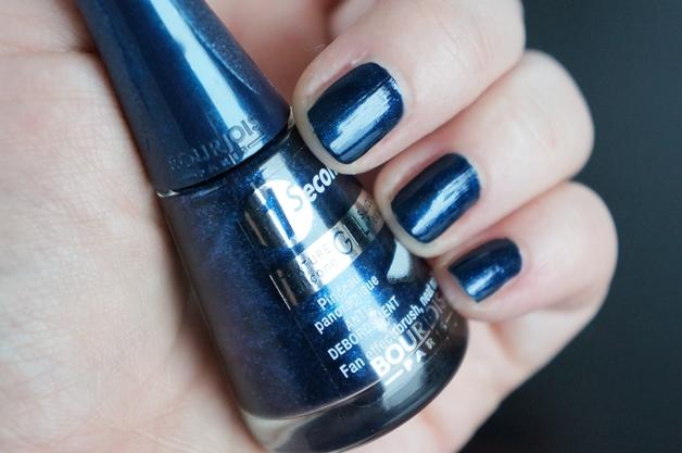 bourjoisparisbluemoonlight5 - Bourjois 'Paris Blue Moonlight' kerstlook
