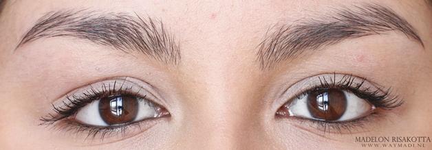 Uitslag Testpanel | Bourjois Volumizer Mascara Ultra Black