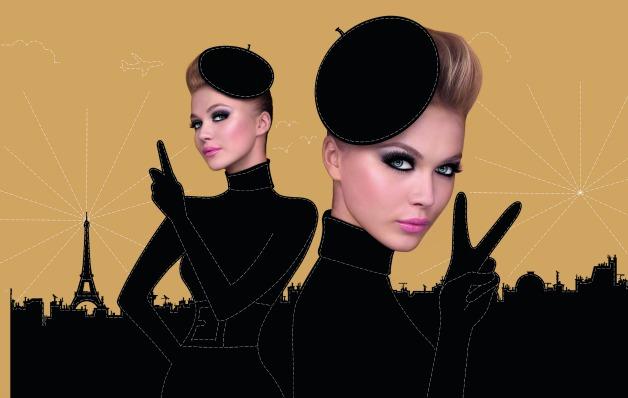 Newsflash   Bourjois volumizer mascara ultra black
