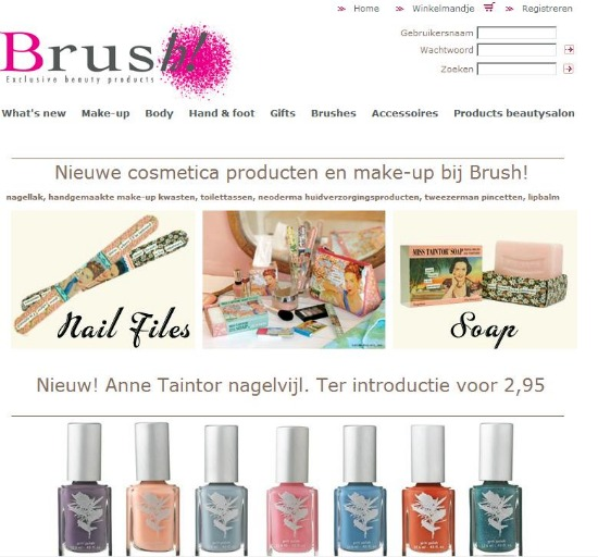 Brush!
