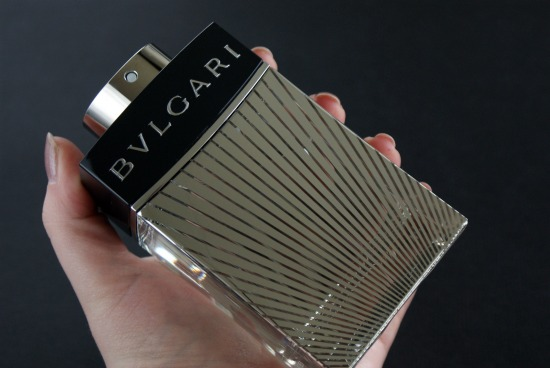 Bulgari   MAN The silver limited edition