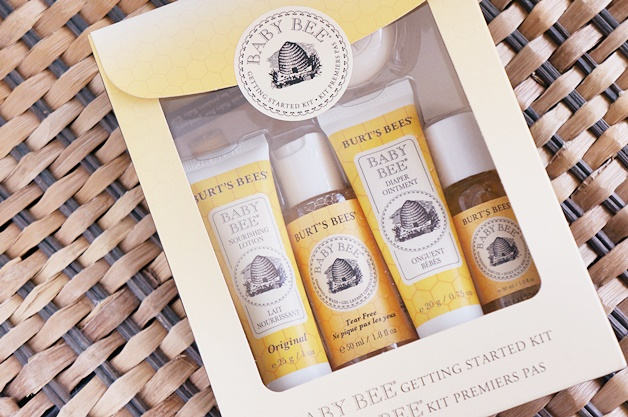 burts bees baby bee getting started kit 1 - Burt's Bees | Tips and toes kit & Baby Bee getting started kit