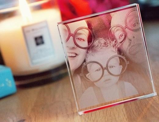 cewe foto kristal schrift 2 - New in | Foto in kristal & oppasboekje Shae ♥