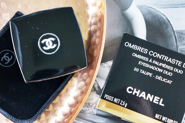 chanel ombres contraste duo taupe delicat 11 - Favoriete beautyproducten mei 2014