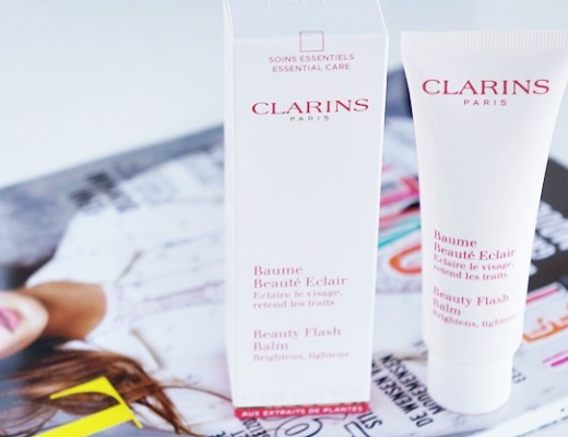 clarins beauty flash balm review 1 - Clarins beauty flash balm