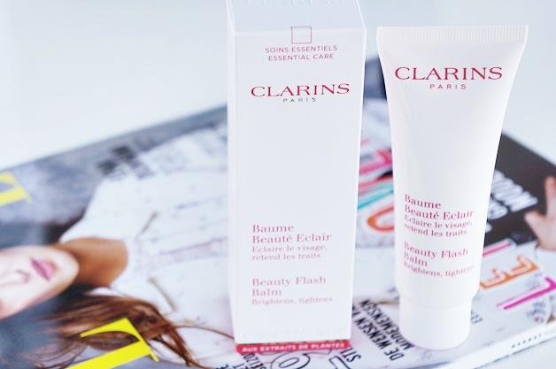 clarins beauty flash balm review 1 - Favoriete beautyproducten februari 2015