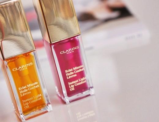 clarins instant light lip comfort oil 3 - Clarins instant light lip comfort oil