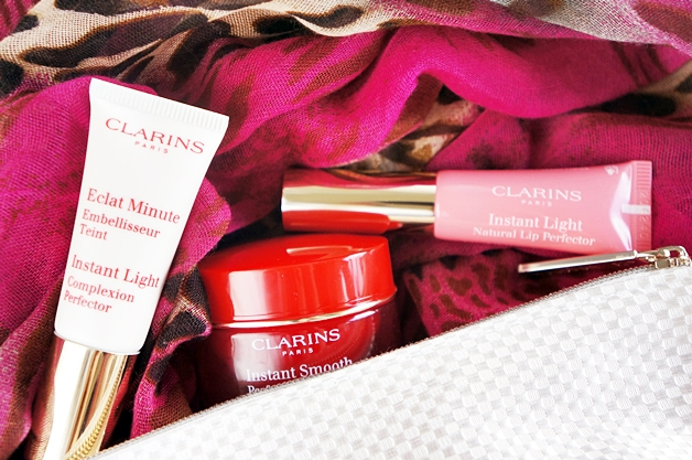 clarins instant smoothing essentials kit 2 - Clarins | Instant smoothing essentials kit