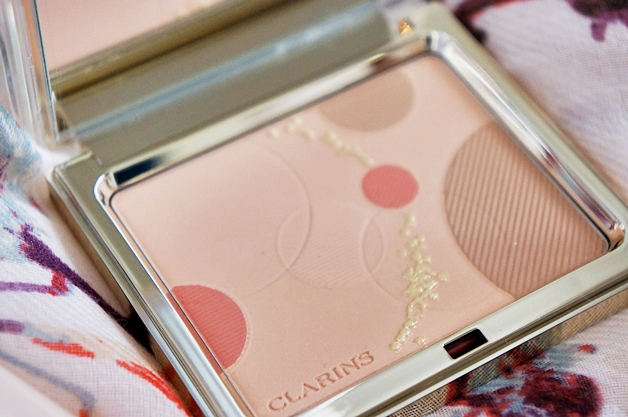 clarins make up lente 2014 3 - FOTD | Clarins Opalescence collectie spring 2014
