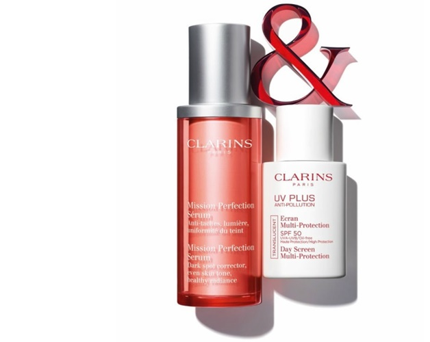 clarins mission perfection serum review